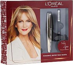 Parfüm, Parfüméria, kozmetikum Szett - L'Oreal Paris (mascara/10.7ml + eyeliner/7g)