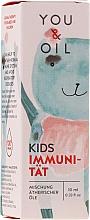 Parfüm, Parfüméria, kozmetikum Illóolaj keverék gyermekenek - You & Oil KI Kids-Immunity Essential Oil Blend For Kids