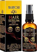 Parfüm, Parfüméria, kozmetikum Hajszérum - Arganour Hair Serum Argan Oil