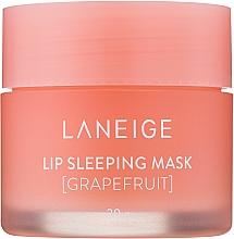 Parfüm, Parfüméria, kozmetikum Éjszakai ajakmaszk grapefruit kivonattal - Laneige Lip Sleeping Mask Grapefruit