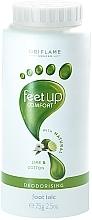 Parfüm, Parfüméria, kozmetikum Izzadásgátló láb hintőpor - Oriflame Feet Up Comfort