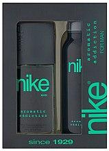 Parfüm, Parfüméria, kozmetikum Nike Men Aromatic Addiction - Szett (deo/200ml + deo/spray/75ml)