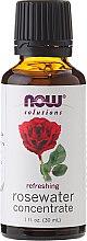 Parfüm, Parfüméria, kozmetikum Rózsavíz koncentrátum - Now Foods Solutions Rosewater Concentrate