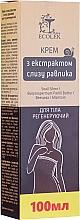 Parfüm, Parfüméria, kozmetikum Regeneráló testkrém csiganyál kivonattal - Ekolek