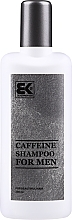Parfüm, Parfüméria, kozmetikum Férfi sampon koffeinnel - Brazil Keratin Caffeine Shampoo For Man
