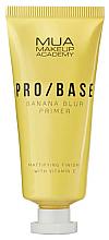 Parfüm, Parfüméria, kozmetikum Mattító arcprimer banán illattal - Mua Pro/ Base Banana Blur Primer