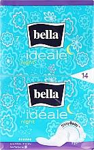 Parfüm, Parfüméria, kozmetikum Egészségügyi betét Ideale Ultra Night StaySofti, 14 db - Bella