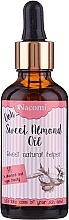 Parfüm, Parfüméria, kozmetikum Édes mandulaolaj - Nacomi Sweet Almond Oil