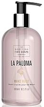 Parfüm, Parfüméria, kozmetikum Folyékony kézszappan - Scottish Fine Soaps La Paloma Hand Wash