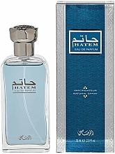 Parfüm, Parfüméria, kozmetikum Rasasi Hatem - Eau De Parfum
