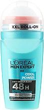 Parfüm, Parfüméria, kozmetikum Golyós dezodor - L'Oreal Paris Men Expert Cool Power Deodorant Roll-on