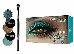 Parfüm, Parfüméria, kozmetikum Sminkkészlet szemre - Bellapierre Eye Slay Kit Mermaid Glam