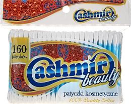 Parfüm, Parfüméria, kozmetikum Fültisztító pálcika polietilén csomagolásban, 160 db - Cashmir