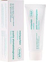 Parfüm, Parfüméria, kozmetikum Fluor mentes fogkrém - Ziaja Mintperfect