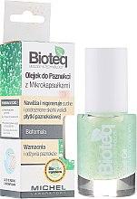 Parfüm, Parfüméria, kozmetikum Körömápoló olaj mikrokapszulákkal - Bioteq Nail Oil With Microcapsules