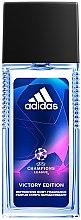 Parfüm, Parfüméria, kozmetikum Adidas UEFA Champions League Victory Edition - Deo spray