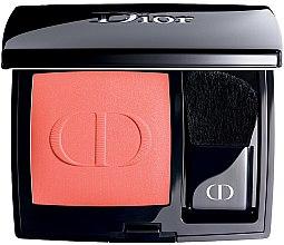 Parfüm, Parfüméria, kozmetikum Arcpirosító - Dior Rouge Blush