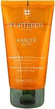 Parfüm, Parfüméria, kozmetikum Intenzív tápláló sampon - Rene Furterer Karite Nutri Nourishing Ritual Intense Nourishing Shampoo