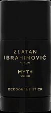 Parfüm, Parfüméria, kozmetikum Zlatan Ibrahimovic Myth Wood - Dezodor stift
