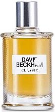 Parfüm, Parfüméria, kozmetikum David Beckham Classic - Borotválkozás utáni arcvíz