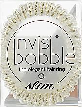 Parfüm, Parfüméria, kozmetikum Hajgumi - Invisibobble Slim Stay Gold