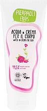 Parfüm, Parfüméria, kozmetikum Hidratáló testápoló organikus rózsa vízzel - Ekos Personal Care
