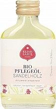 """Parfüm, Parfüméria, kozmetikum Organikus szappan """"Szantálfa"""" - Eliah Sahil Organic Oil Body & Hair Sandalwood"""