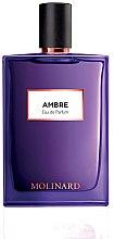 Parfüm, Parfüméria, kozmetikum Molinard Ambre - Eau De Parfum (teszter kupakkal)