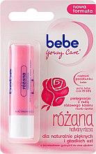 Parfüm, Parfüméria, kozmetikum Ajakápoló balzsam rózsaszín - Bebe Young Care