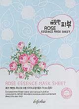 Parfüm, Parfüméria, kozmetikum Szövetmaszk rózsa kivonattal - Esfolio Pure Skin Essence Rose Mask Sheet