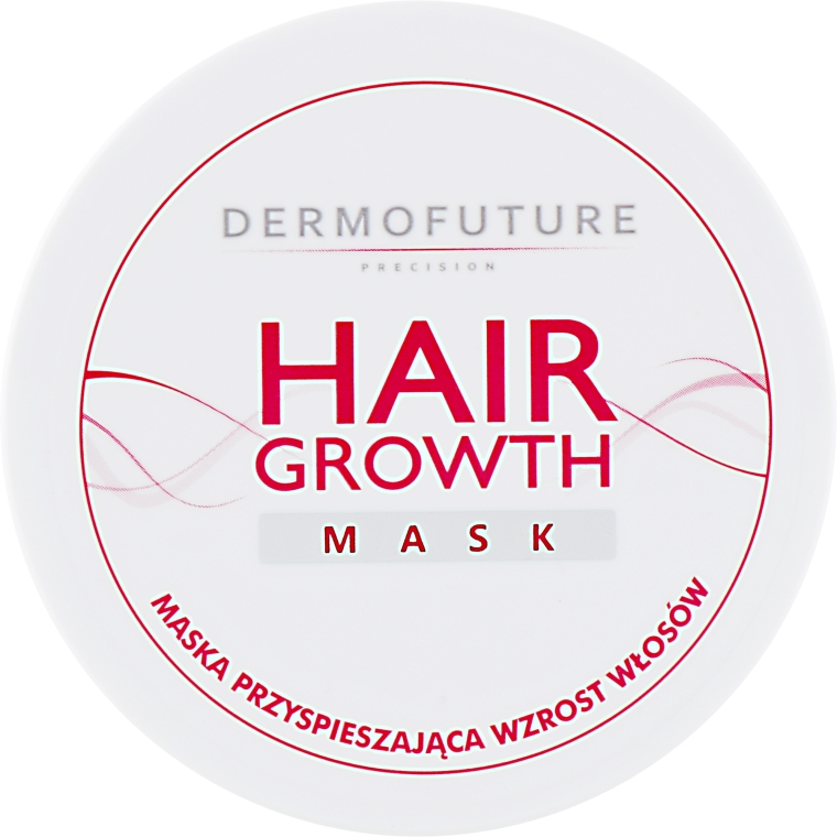 Hajnövesztő maszk - DermoFuture Hair Growth Mask
