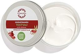 """Parfüm, Parfüméria, kozmetikum Testolaj """"Gránát és aloe vera"""" - Yamuna Pomegranat Aloe Vera Body Butter"""
