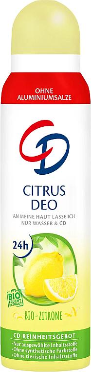 """Izzadásgátló """"Citrus"""" - CD Deo"""