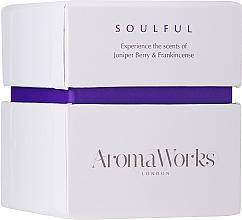 """Parfüm, Parfüméria, kozmetikum Illatosított gyertya """"Soulful"""" - AromaWorks Soulful Candle"""