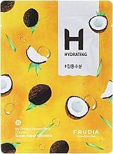 Parfüm, Parfüméria, kozmetikum Szövetmaszk kókusz kivonattal - Frudia My Orchard Squeeze Mask Coconut