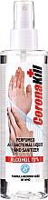 Parfüm, Parfüméria, kozmetikum Antibakteriális kézfertőtlenítő spray - Lazell CoronaKill Hand Sanitizer