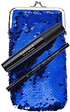 Parfüm, Parfüméria, kozmetikum Szett - NoUBA Eye'M Maxitech Lift Up Mascara (mascara/18ml + eye/pen/1.1g + bag)