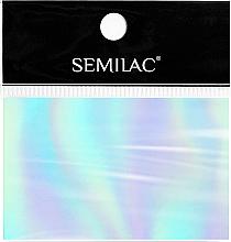 Parfüm, Parfüméria, kozmetikum Fólia körömdísz - SEMILAC Transfer Foil (1db)