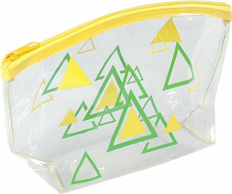 Női neszeszer, 93517, sárga - Top Choice Triangles