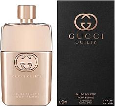 Parfüm, Parfüméria, kozmetikum Gucci Guilty Eau de Toilette Pour Femme - Eau De Toilette