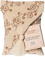 """Parfüm, Parfüméria, kozmetikum Illatosító zsákocska """"Rizspúder"""" - Collines de Provence Rice Powder"""