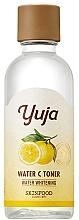 Parfüm, Parfüméria, kozmetikum Arctonik C-vitaminnal - Skinfood Yuja Water C Toner