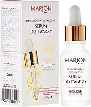 Parfüm, Parfüméria, kozmetikum Szérum arcra, nyakra és dekoltázsra - Marion Golden Skin Care