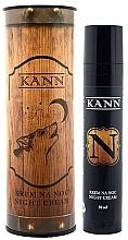 Parfüm, Parfüméria, kozmetikum Éjszakai arckrém - Kann Night Cream
