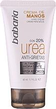 Parfüm, Parfüméria, kozmetikum Kézkrém, repedés elleni - Babaria Cream Hands Urea Anti-grietas