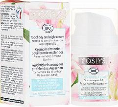 Parfüm, Parfüméria, kozmetikum Nappali arckrém liliom kivonattal normál és kombinált bőrre - Coslys Facial Care Facial Day CreamWith Lily Extract