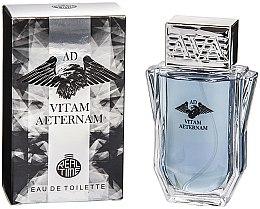 Parfüm, Parfüméria, kozmetikum Real Time Ad Vitam Aeternam - Eau De Toilette