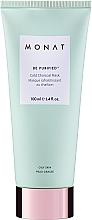 Parfüm, Parfüméria, kozmetikum Hűsítő arcmaszk aktív szénnel - Monat Be Purified Cold Charcoal Mask