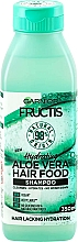 """Parfüm, Parfüméria, kozmetikum Hidratáló sampon """"Aloe vera"""" - Garnier Fructis Aloe Vera Hair Food Shampoo"""