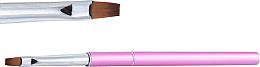 Parfüm, Parfüméria, kozmetikum Gél ecset, lapos, 6 - NeoNail Professional